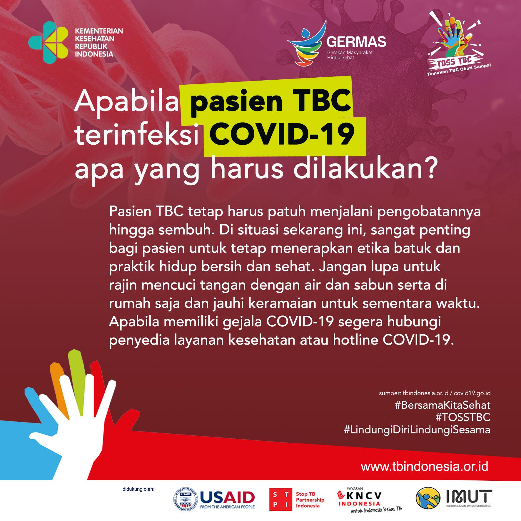 TB Terinfeksi Covid