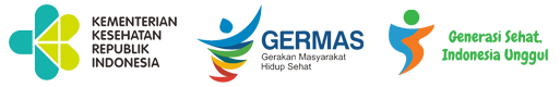 logo kemkes germas indonesia unggul
